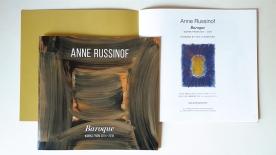 Artist's promotional catalog, 24pp, 2016