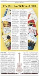 Wall Street Journal Books section