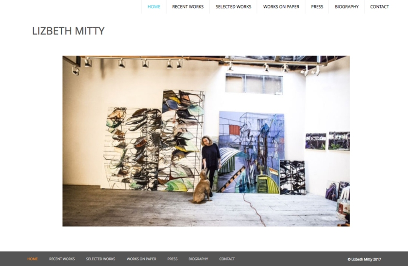 Lizbeth Mitty Site