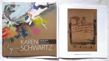 Artist's promotional catalog, 34pp, 2017