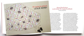 Artist's promotional catalog, 32pp, 2018